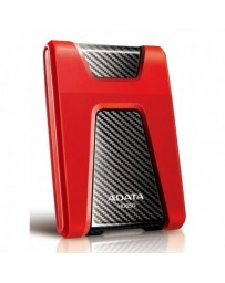 Disque Dur Externe Anti-Choc ADATA HD650 2To Rouge