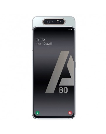 SAMSUNG A80 WHITE +POWER BANK 10000MAH