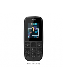 NOKIA 105 TA-1174 DS NOIR