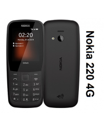 NOKIA 220 4G TA-1155 DS NOIR