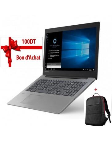 LENOVO IdeaPad 330 i7 8è Gén 8Go 1To Noir (81FK0068FG)