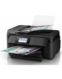 Imprimante Jet d'Encre EPSON WorkForce WF-7710DWF Couleur - WiFi (C11CG36415)