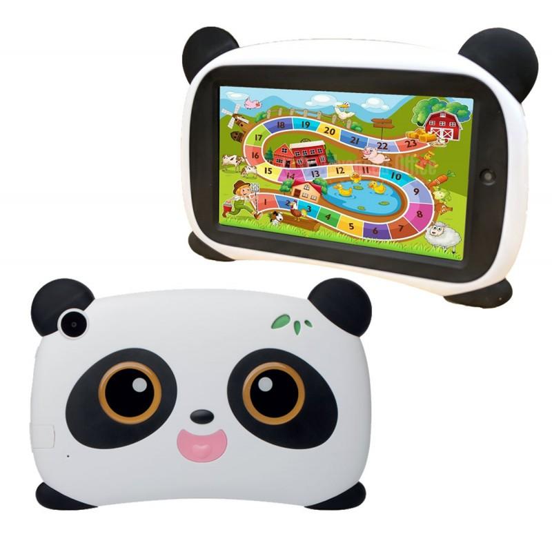 "Tablette SuperTab K7 Kids Panda 7"" WiFi Blanc"