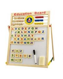 TABLEAU BLANC EDUCATIF AV.CHIFFRE / LETTRE