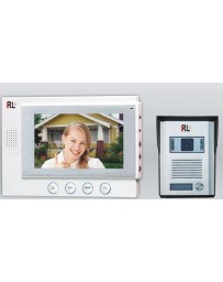 INTERPHONE RL-03C ULTRA-THIN 7''TFT COLOR VIDEO