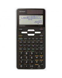 CALCULATRICE SHARP EL-W531TG-BL