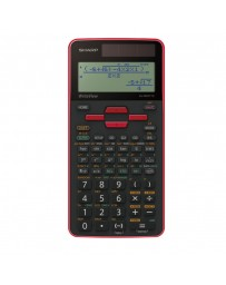CALCULATRICE SHARP EL-W531TG-RD