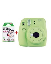 Appareil Photo INSTAX MINI 9 + FILM INSTAX