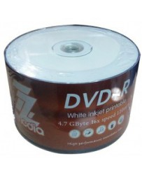 Bobine DVD-R ZZ MEDIA Imprimable