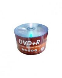 DVD+R IMPRIMABLE 4.7GB/120MIN Bobine de 50