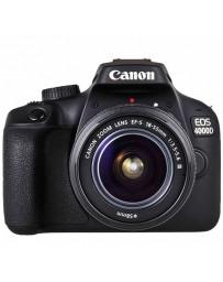Appareil Photo Reflex CANON EOS 4000D + Objectif 18-55mm DC