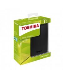 "DISQUE DUR EXTERNE 1TB CANVIO BASICS TOSHIBA 2.5"" 3.0"