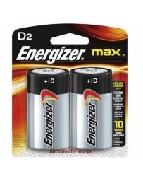 PILE ENERGIZER D2 LR20 1.5V