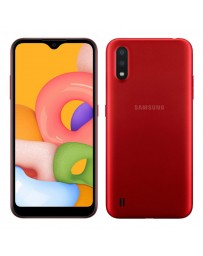 SAMSUNG Galaxy A01 Rouge