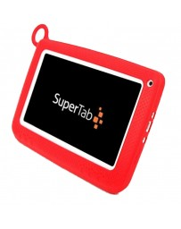 "Tablette SUPER TAB K7 Kids 7"" Wifi ROUGE + BRACELET MONTRE GRATUIT"