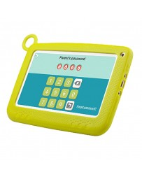 "Tablette SUPER TAB K7 Kids 7"" Wifi VERT + BRACELET MONTRE GRATUIT"