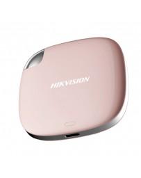 Disque Dur Externe HIKVISION T100I 480 Go SSD - Rose