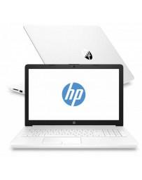 HP 15-da0101nk Dual Core 4Go 1To Blanc (9YX11EA)