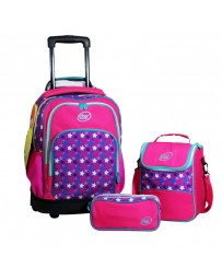 SAC A DOS 3EN1 T4200-5/8 COOL SCHOOL