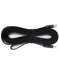 CABLE HDMI 10M PLAT HDVT CABLE 3D 1.4