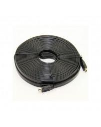 CABLE HDMI 20M PLAT HDVT CABLE 3D 1.4
