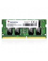 BARRETTE MEMOIRE DDR4 8G 2666 PC4-21300 ADATA AD4S266638G19-R SODIM