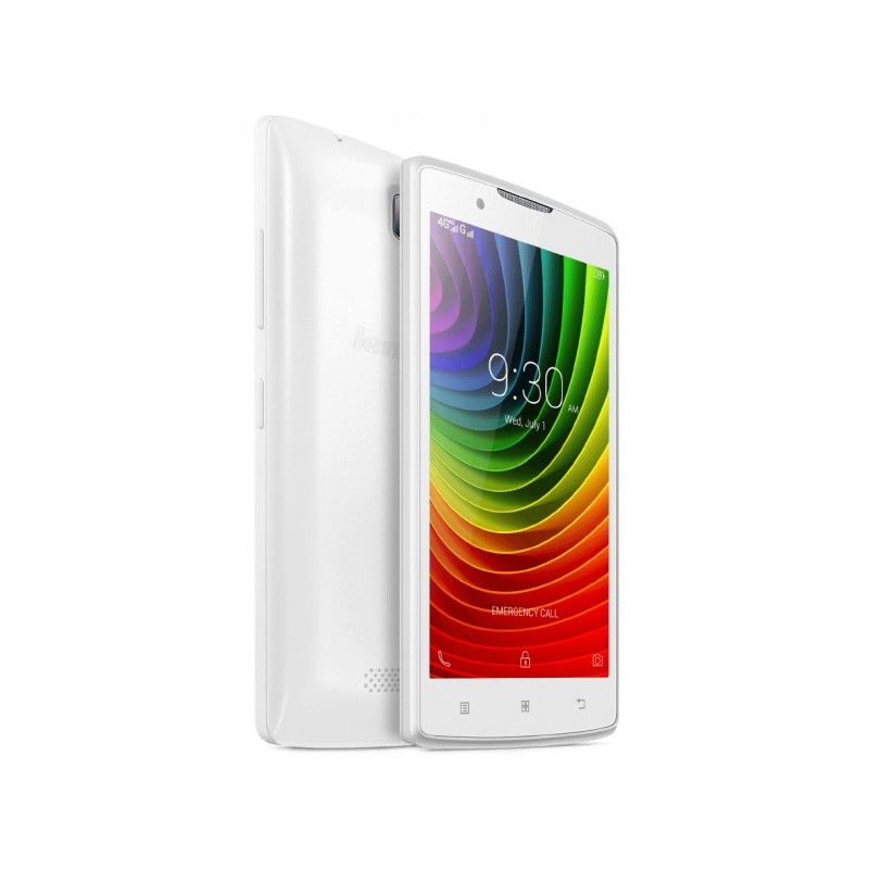 Telephone Portable Lenovo A1000 Blanc