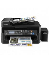 Imprimante Epson L565 à réservoir intégré Multifonction couleur 4en1