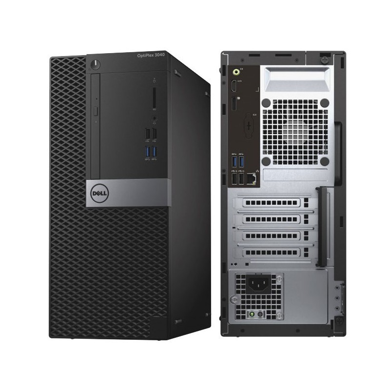 PC de Bureau DELL Optiplex 5040 MT i7 6è Gén 8Go 1To
