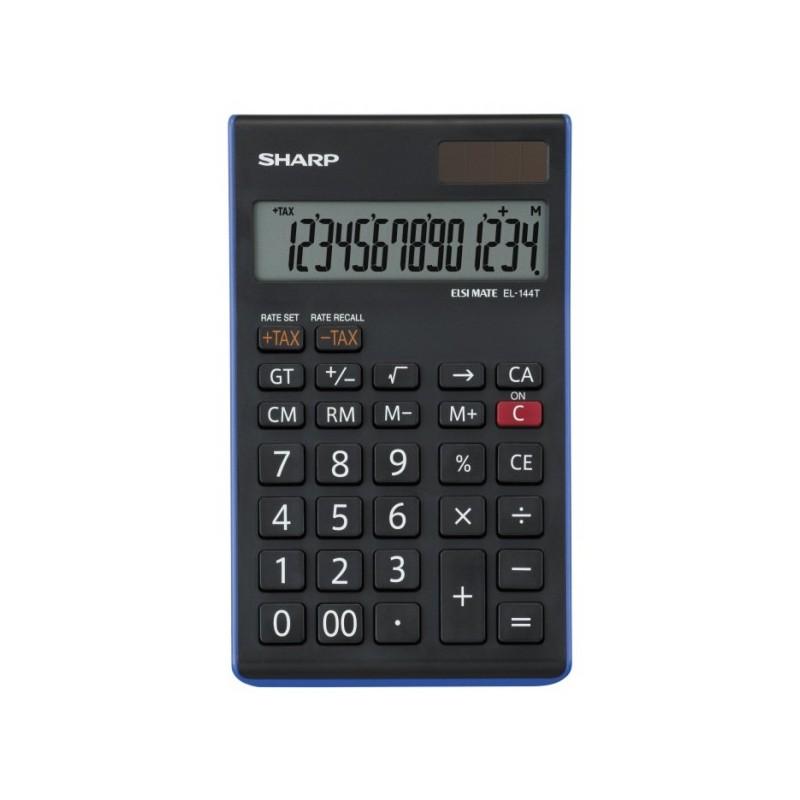 Calculatrice Sharp EL-144T