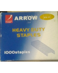 Agrafes ARROW 23/17 B/1000