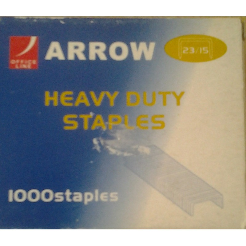 Agrafes ARROW 23/15