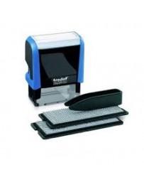Tampon Printy 4912 typo Trodat + Cassette d'encrage intégrée