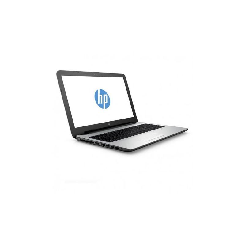 """HP15-ay103nk i5-7200U 4GB 500GB 2Go 15.6"""" FDOS - White silver"""
