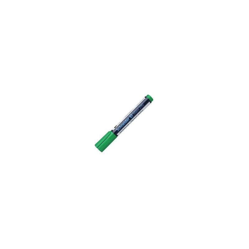 Marqueur Tableau Schneider Maxx 290 - Vert