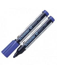 Marqueur Tableau Schneider Maxx 290 - Bleu Royal