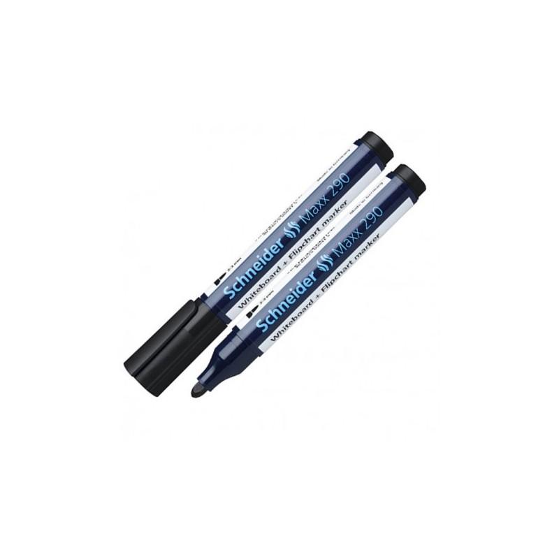 Marqueur Tableau Schneider Maxx 290 - Noir
