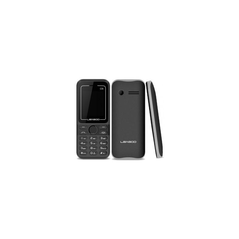 Téléphone Portable Leagoo C5 Noir