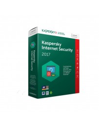 Anti-Virus Kaspersky Internet Security 2017- Licence 1 an