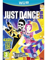 Jeu Just Dance 2016