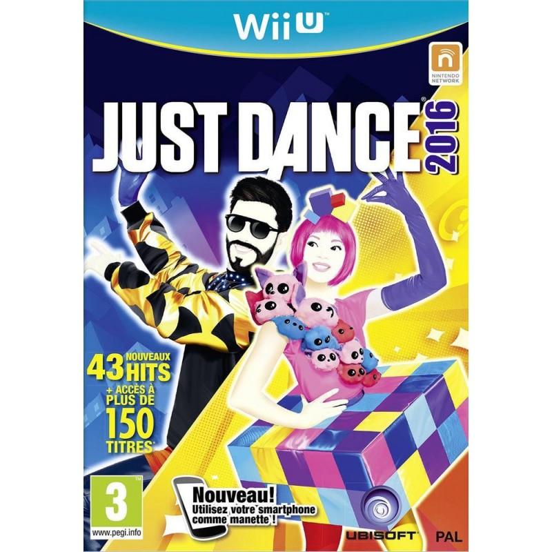 Jeu Just Dance 2016