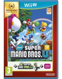 Jeu New Super Mario Bros. U