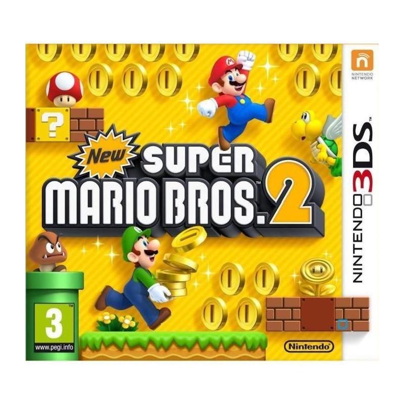 Jeu 3DS New Super Mario Bros 2