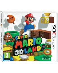 Jeux Nintendo 3DS Super Mario 3D Land