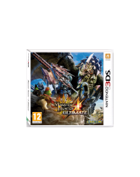 JEU 3DS NINTENDO MONSTER HUNTER 4 ULTIMATE