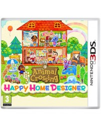 Jeu Nintendo 3DS Animal Crossing : Happy Home Designer