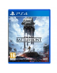Jeux PS4 Star Wars Battlefront