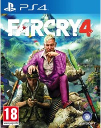 Jeu PS4 FAR CRY 4
