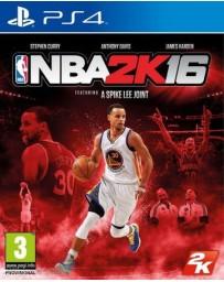 Jeu PS4 NBA 2K16