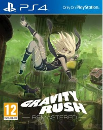 Jeu PS4 Gravity Rush : Remastered